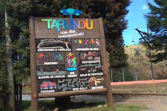 No Tarundu, muitas atividades para crianças