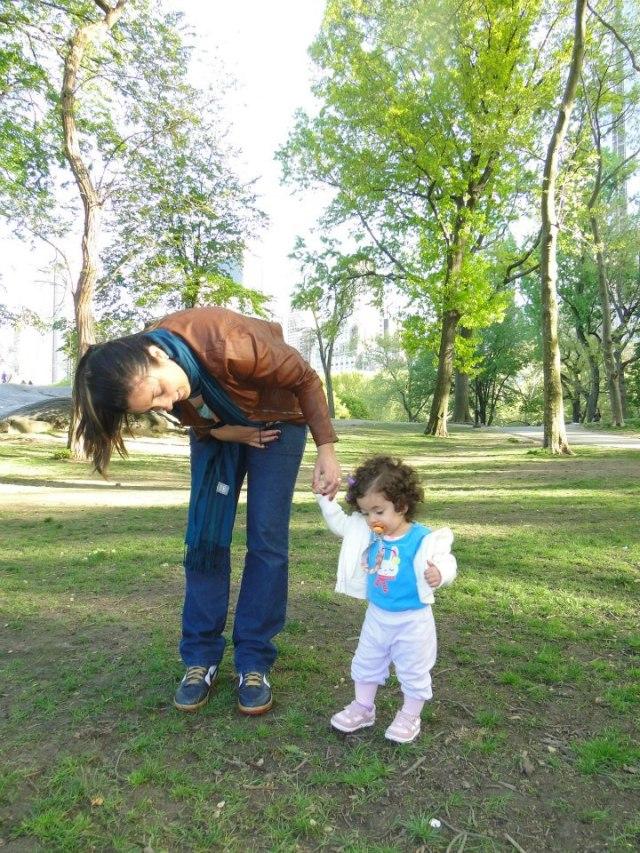 Nova York com bebê de um ano (parte 1)