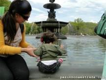 Bethesda Fountain, uma das fontes mais famosas do mundo