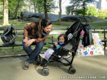 Uma paradinha para descansar - Central Park