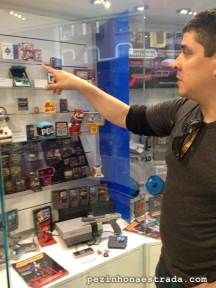 Mini-museu da Nintendo World