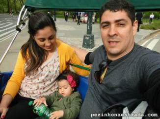 Pedicab / rickshaw: todos a bordo