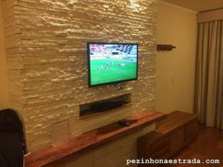 TV a cabo e DVD player