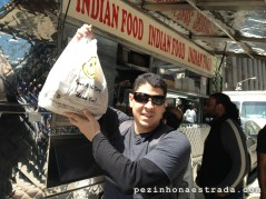 Indian Food Truck, no Financial District