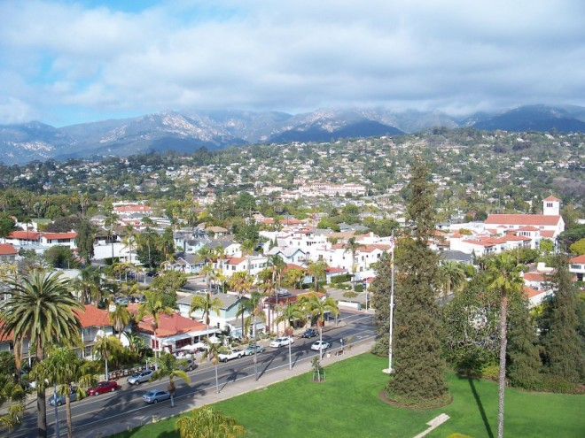 Santa Barbara. Foto: Eugene Zelenko, CC BY-SA 3.0, http://creativecommons.org/licenses/by-sa/3.0/