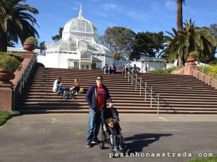 Golden Gate Park, Conservatory of Flowers