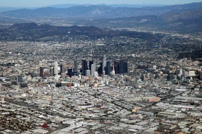 Região Metropolitana de Los Angeles. Créditos: Raeky  http://creativecommons.org/licenses/by-sa/2.0/