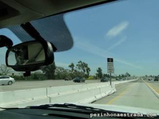 Multa para quem infringir a regra do carpool