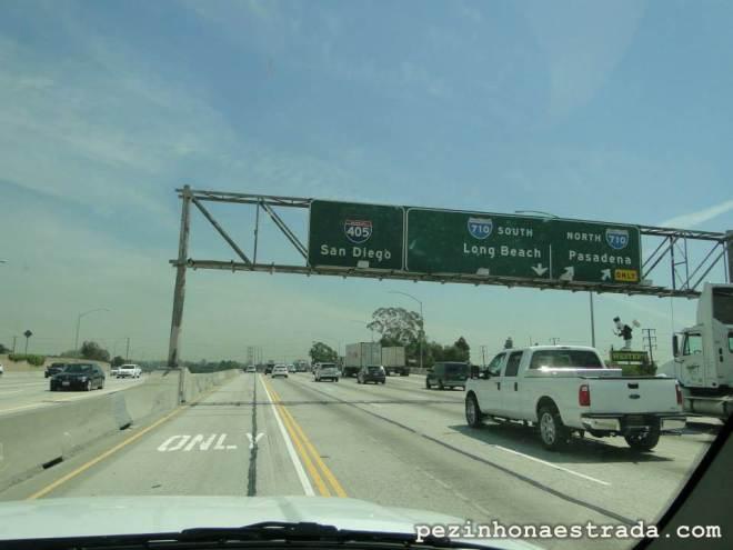 A caminho de San Diego