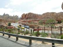 Radiator Springs, Disney California Adventure