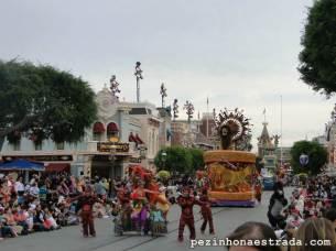 Parada da Disneyland