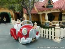 Carro do Mickey
