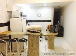 Apartamento alugado pelo Airbnb