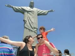 Família Pezinho na Estrada no Rio de Janeiro!