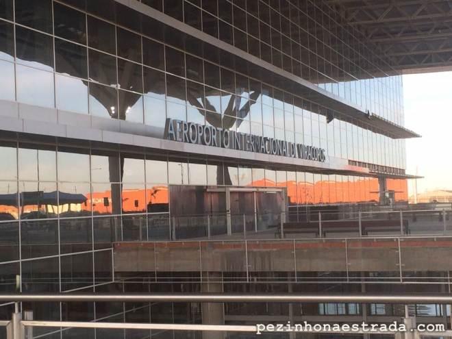 Novo terminal do Aeroporto de Viracopos