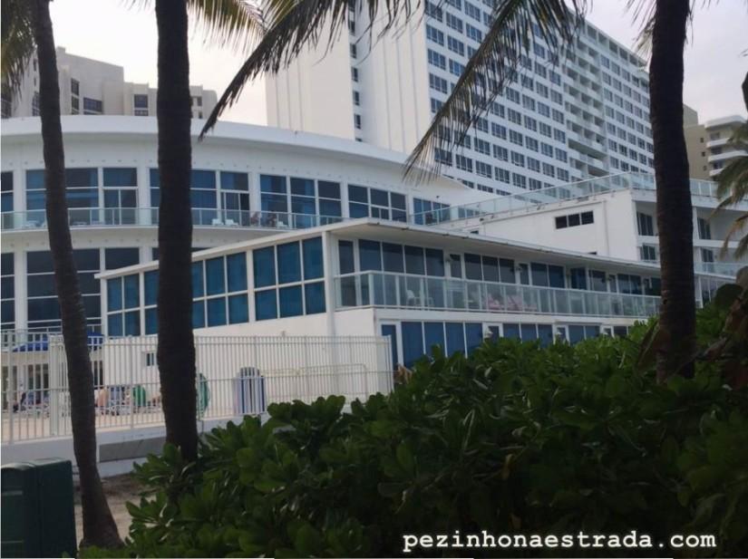 Hospedagem em Miami Beach de frente para o mar, com preço acessível e estacionamento grátis: NÓSCONSEGUIMOS!